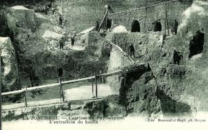 Le kaolin des Monts d'Ambazac